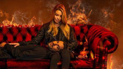 Lucifer : le coup d'envoi de la saison 5 est donné (Photo)