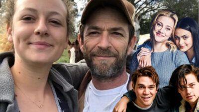 Riverdale : la fille de Luke Perry rend hommage au casting de la série