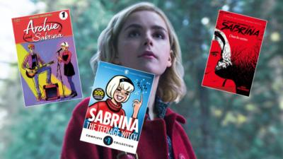 Les 6 comics et romans à lire pour découvrir Sabrina