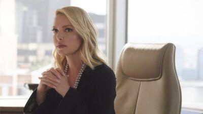 Katherine Heigl sera la star d'une nouvelle série Netflix