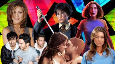 Quiz : donne-nous tes goûts musique et ciné, on devinera ta série préférée