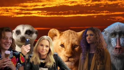 Choisis ton perso préféré du Roi Lion, on te conseillera ta nouvelle série de l'été
