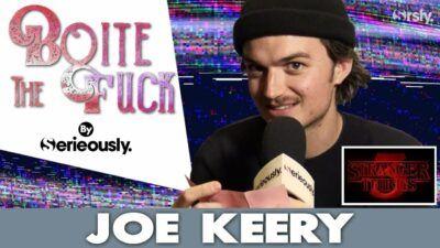 Stranger Things : Joe Keery (Steve) répond aux théories de fans