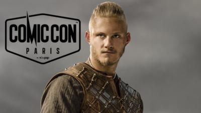 Comic Con Paris : Alexander Ludwig (Vikings) troisième invité séries de l'édition 2019