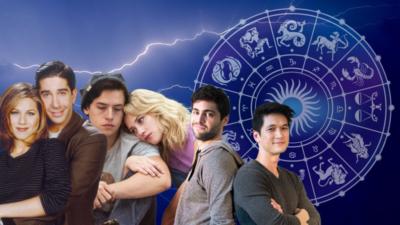 Fais rompre l'un de ces couples de séries, on devinera ton signe astro