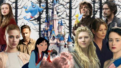 Clique sur le Disney que tu n'as jamais vu, on devinera la série que tu détestes le plus