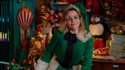 Emilia Clarke hilarante dans la bande-annonce de Last Christmas, son film de Noël