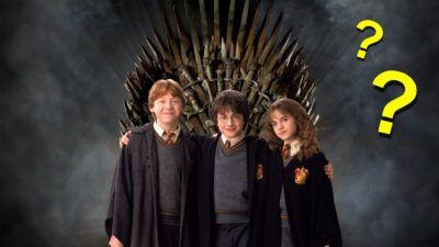 Quiz : ce perso vient-il d'Harry Potter ou de Game of Thrones ?