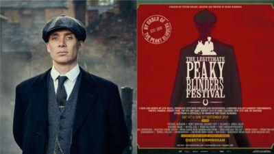 Peaky Blinders : le festival officiel de la série ouvre ses portes en septembre !