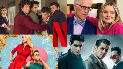 Elite, The Politician, The Good Place… Les séries qui arrivent en septembre sur Netflix