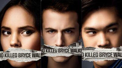 13 Reasons Why saison 3 : les 5 plus gros suspects pour la mort de Bryce