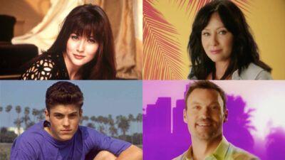 Beverly Hills 90210 : découvrez l'avant/après des stars de la série