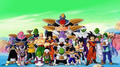 Crée ton équipe parfaite de Dragon Ball Z, on te dira à quelle race tu appartiens