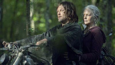 The Walking Dead : et si Daryl et Carol devenaient les héros de leur propre série ?