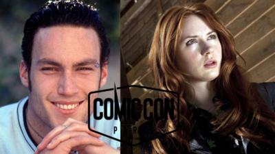 Comic Con Paris : Karen Gillan (Avengers) et Callan Mulvey (Hartley Coeur à Vif) invités d'honneur