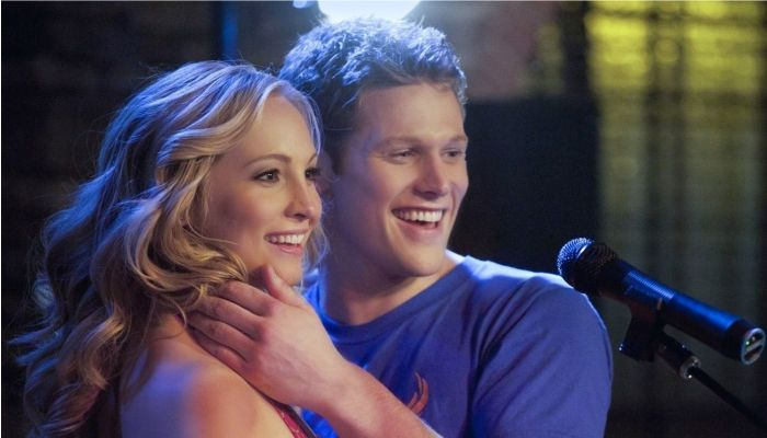 Candice Accola et Zach Roerig - The Vampire Diaries séries couples