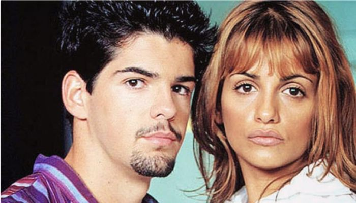 Monica Cruz et Miguel Angel Munoz - Un, Dos, Tres séries