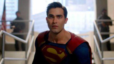 Supergirl : Tyler Hoechlin se confie sur la pression d'incarner Superman