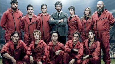 La Casa de Papel : des saisons 5 et 6 déjà commandées par Netflix ?