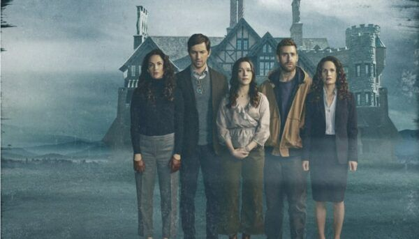 the haunting of hill house, netflix, famile crain