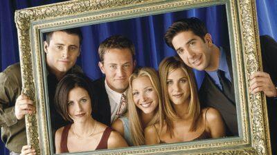 Friends : des épisodes cultes seront diffusés au cinéma en France
