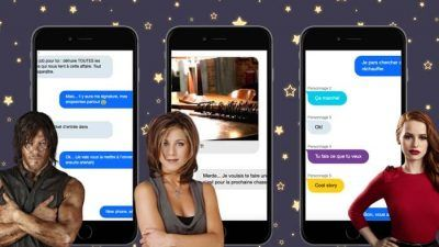 Quiz : sauras-tu deviner de quelles séries il s'agit grâce à ces conversations SMS ?