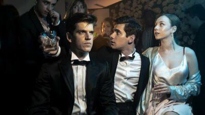 Sondage : si tu devais passer une soirée avec un perso d'Elite, tu choisirais qui ?