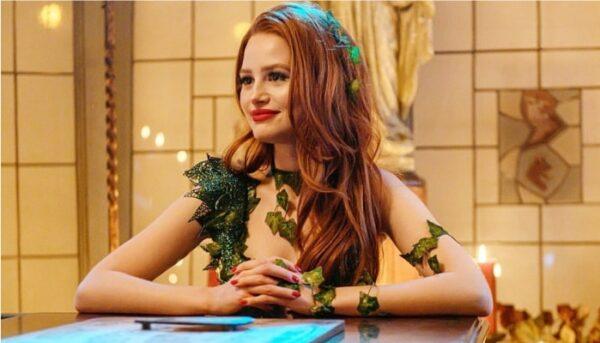 riverdale, cheryl, costume, poison ivy