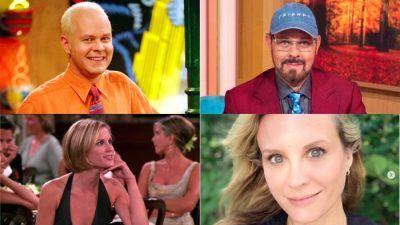 Friends : à quoi ressemblent les acteurs secondaires de la série aujourd'hui ?