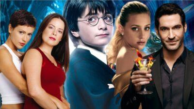 Quiz : choisis tes séries préférées, on devinera à combien de % t'es fan de Harry Potter
