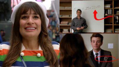 Glee : 10 détails que vous n'aviez jamais remarqués dans la série