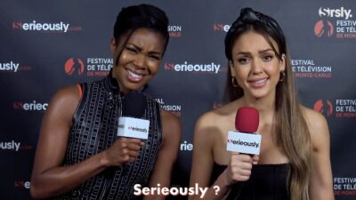 Jessica Alba & Gabrielle Union : notre interview CASH pour LA's Finest