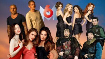 Top 10 des séries de M6 qui ont fait un carton d'audience