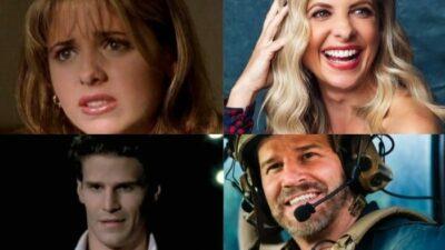 Buffy contre les vampires : les stars de la série dans leur premier épisode vs aujourd'hui