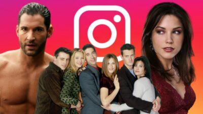 Quiz : décris ton compte Instagram, on devinera ta série préférée