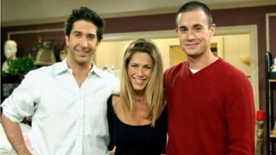 Friends : cette grosse star devait jouer Sandy, la nounou d'Emma