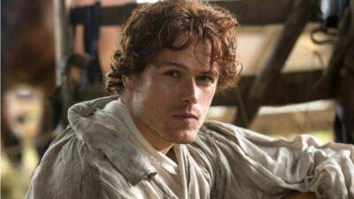 Sam Heughan (Outlander) élu homme le plus sexy de l'année