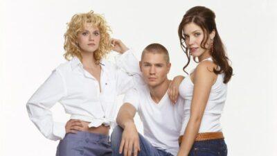 Sondage : dans Les Frères Scott, tu préfères Lucas avec Brooke ou Peyton ?