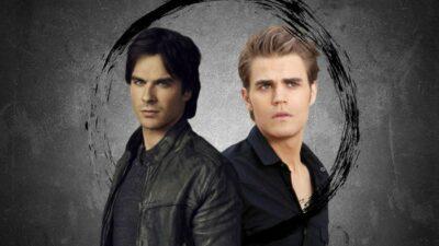Quiz : tes préférences séries te diront qui est ton âme sœur entre Damon et Stefan Salvatore