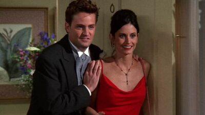 Friends : Matthew Perry amoureux de Courteney Cox depuis le tout début ?