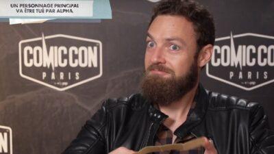 The Walking Dead : Ross Marquand (Aaron) répond aux théories de fans #BoîteTheFuck
