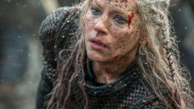 Vikings : découvrez le dernier souhait de Lagertha avant sa mort dans une scène coupée inédite