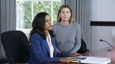 Grey's Anatomy saison 16 : le trailer choc de l'épisode 8 annonce le pire pour Meredith