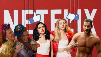 As-tu les mêmes goûts séries que les fans de Netflix ?