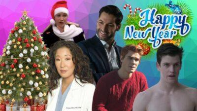 Tes préférences séries nous diront si tu aimes plus fêter Noël ou le Nouvel An