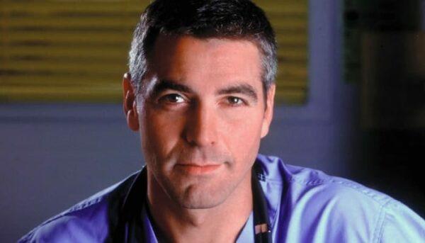 Georges Clooney Urgences