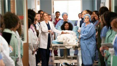 Grey's Anatomy : l'épisode centré sur le viol a augmenté le nombre d'appels d'urgence