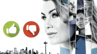 As-tu les mêmes goûts que les autres fans de Grey's Anatomy ?