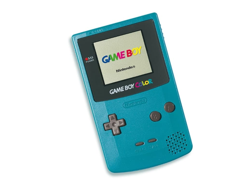 Une Game Boy Color