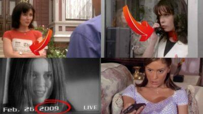 Charmed : 10 détails de la série qui filent un sacré coup de vieux